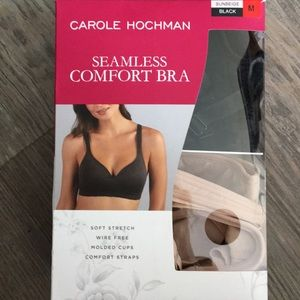 Carole Hochman seamless Bra (Medium)